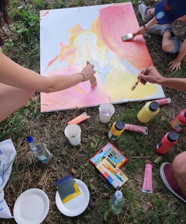 A.p.e. Sommerfest auf der Ilminsel