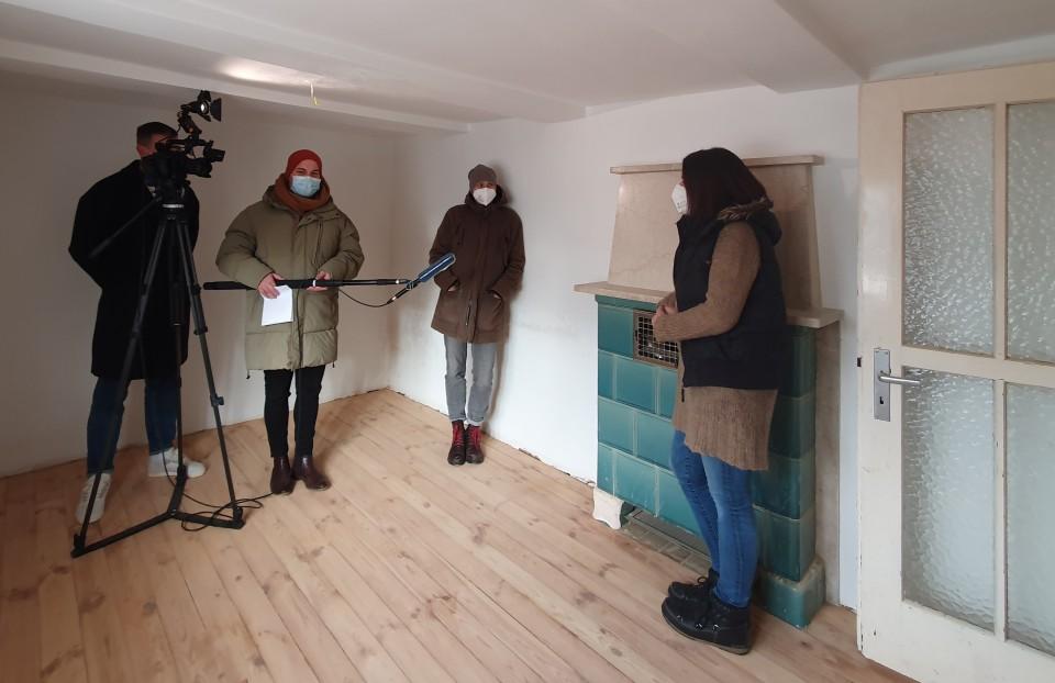 TV Ingolstadt zu Besuch am Draht